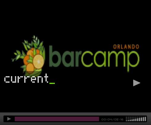 barcamp orlando screenshot